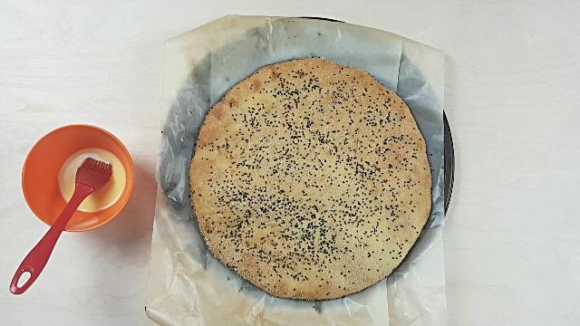 Sweet Bread With Tea Roat Wah Chai Afghan Food Recipesطرز